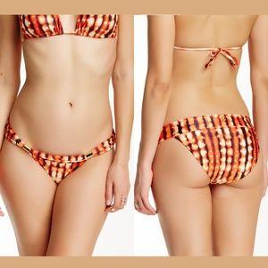 NWT ViX Guarani Bia Printed Bikini Bottom Medium